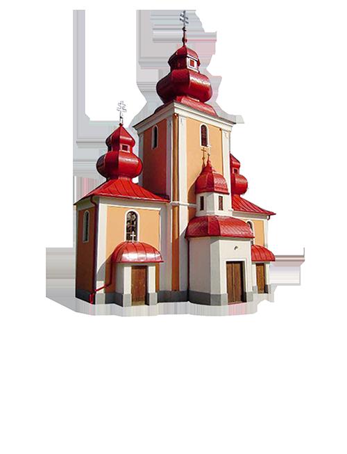 Gréckokatolícka cirkev Humenné
