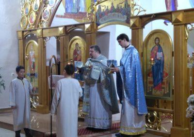 Liturgická slávnosť sestry Jozafaty vo farnosti Humenné