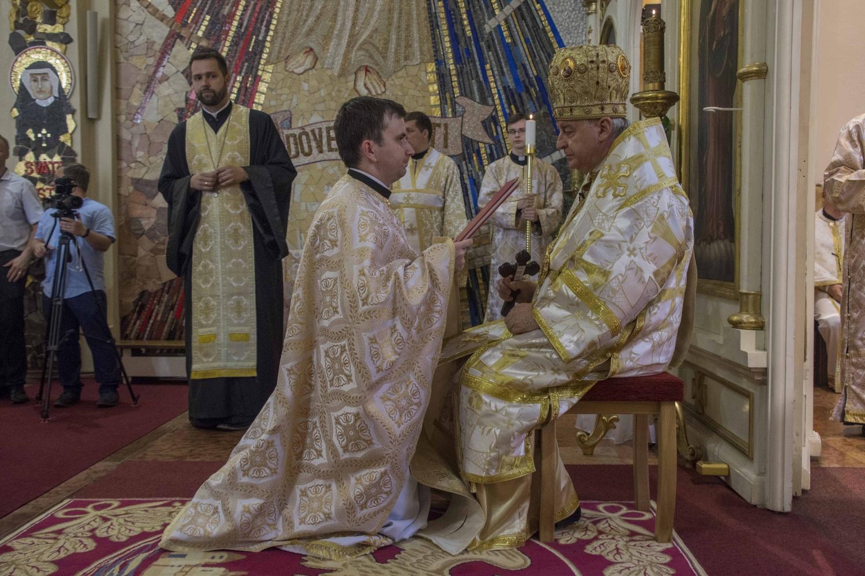 Kňazská vysviacka v Ľutine