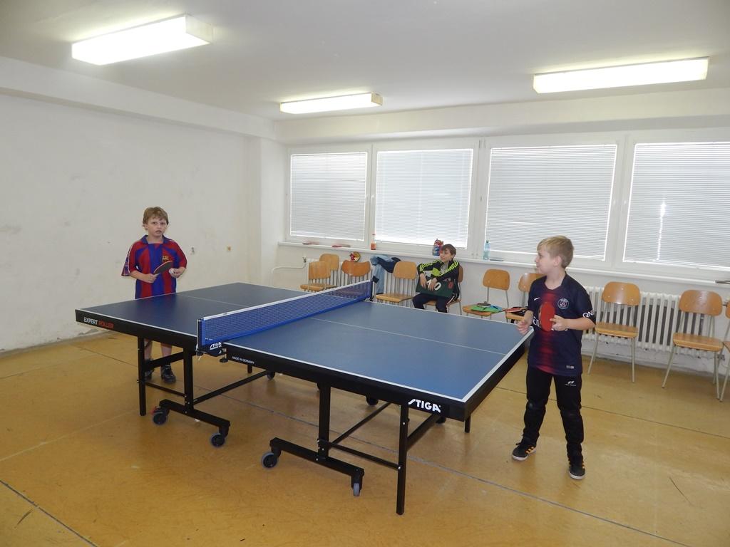 10. ročník farského turnaja v stolnom tenise